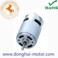dc 18v drill motor/ 18 volt dc motor/ dc power drill motor rs775 motor