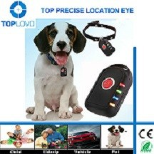 Android/oOS GPS Pet Tracker Realtime Tracking System Mini Dog Cat Locator