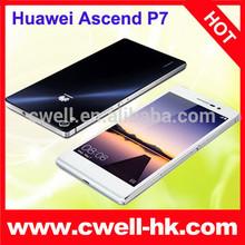 13MP Camera NFC Huawei Ascend P7 LTE 4G dual sim smart mobile phone