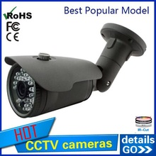 HOT SALE!2014 New model Bullet 700TVL/800TVL/900TVL/1200TVL outdoor waterproof IR day night shenzhen cctv camera camera