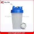 N'importe quelle couleur 16oz/400ml logo personnalisé bouteille shaker/shaker( kl- 7011d)