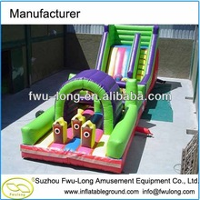 Boot camp inflatable obstacle course for adults