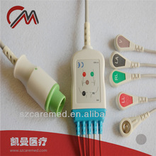 Fukuda Denshi ecg cable for patient monitor accessories