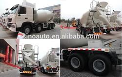16m3 Concrete Mixer Truck HOWO