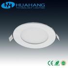 9mm thin ultra flat led light panels