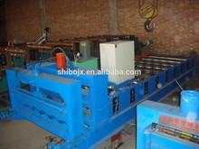 828 color steel Glazed Tile roll forming/making /profiling equipment
