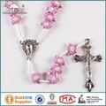 fatto a mano rosario di plastica caramelle