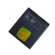Low price mobile rechargeable battery BL-6F for Nokia N95 8G N78 N79