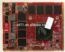 V5TGF 0V5TGF CN-0V5TGF ATI HD6870M 1GB laptop VGA Video Card HD 6870M M17x R3 graphic card