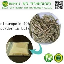 100% nature olive leaf extract oleuropein 40% powder in bulk