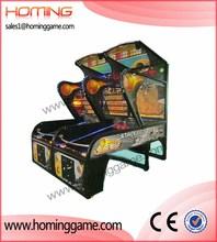 Athletics Basketball redemption game machine/electronic basketball scoring machine for indoor playground