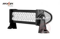 Morsun 12V 24V Spot Flood Combo Offroad Truck ATV Work Light 72W LED Light Bars