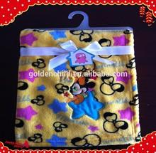 2015 NEW Super Soft Walmart Fleece Blanket baby blanket