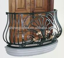 Ornamental Cast Iron Fence & Ironwork GB-8044