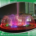 fonte de água para a decoração residencial de luxo da comunidade