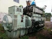 second hand high power used marine engine