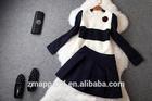 Fashion printed women dress suit, lady suit, latest dress designs ladies suit