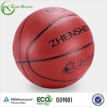 Zhensheng standard size bulk basketballs