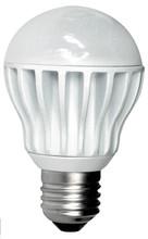 LED lighting bube heat transfer silicone