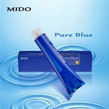 non allergic chemical formula for hair dye ,permanent blue hair dye cream