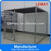 hot sale chain link box large outdoor dog run kennel