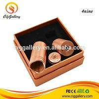2014 nine E-cig Mech mod wholesale high quality rebuildable mod 4nine
