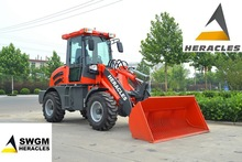 HERACLES HR915F New Generation wheel loader for sale,Radlader China,Hoflader,mini loader with snow blade