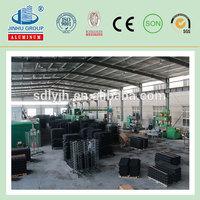Jinhu Brand colorful roof shingle stone coated metal roof tile