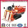 Alta calidad de arroz máquina de la cosecha / violación de la cosecha equipo / violación y arroz máquina segadora
