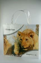 wholesale cheap PP Laminated Nonwoven Polypropylene Shopping Bag