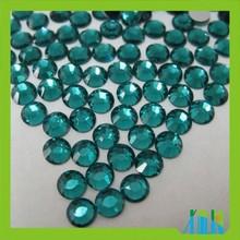 China Glue on Flat back beads, Glue on Flat back crystals