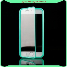 New Arrival Touch Flip TPU Case Cover for iPhone 6