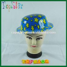 Wholesale Mix Colorful Plastic Carnival Hats