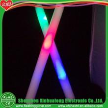 Toys stock manufacterer led foam stick glow sticks
