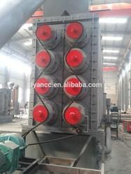 biomass torrefied coconut shell bioenergy charcoal making machine