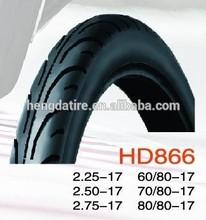 DUNLOP DESIGN motorcycle tire 60/80-17, 70/80-17, 80/-80-17