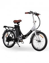 Folding electric bicycle, foldable e bike, throttle control e-bike, charger Charging time:5-6 hours, with V brake, Cheap
