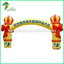 De calidad superior inflable arco de la puerta