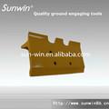 Yüksek kaliteli parçalar çelik parça ayakkabı, SD13 parça bağlantı Takma, SHANTUI sd16 koşu ayakkabısı assy