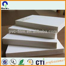2mm white advertising foam sheet pvc sun board