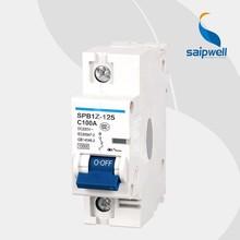 SAIP/SAIPWELL China Manufacture Wholesale Price Cheap Earth Leakage Type 6KA/Circuit Breaker