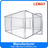 low MOQS galvanize tube insulated dog house for sale