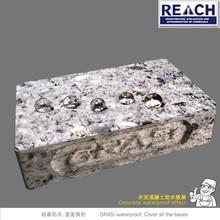 Pure organic silicone waterproof concrete foudation sealant