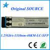 Original Source 40km SFP SP-GB-EX-CDFB-ZT OEM 2 port ethernet switch module