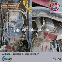 hino ek100 used engine with gearbox original from Japan