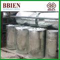 225kg zinco metal embalagem tambor de breu hidrogenado rh301 usado para o fluxo de solda