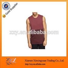 Logo Print Tank Tops Custom Mens Causual& Muscles Tees