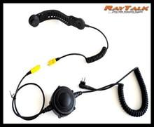Military Helmet Headset for Radio Communication