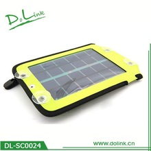 Nylon Waterproof bag Portable Solar Charger