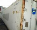 transporte marítimo de contentores contentores usados